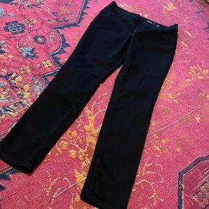 skinny pull on pants